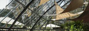 Restaurant Petit Jardin Bayeux orangerie