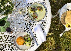 Restaurant Petit Jardin Bayeux Déjeuner