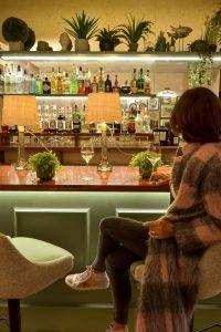 Restaurant Petit Jardin Bayeux Bar