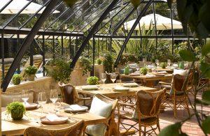 Restaurant Petit Jardin Bayeux