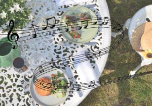 Restaurant Petit Jardin Fête de la Musique